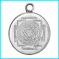 Sri Yantra Locket